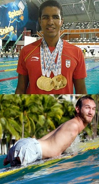 Enhamed Enhamed a Nick Vujicic